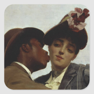 The Kiss, 1887 Stickers