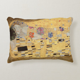 The Kiss, 1907-08 2 Accent Pillow