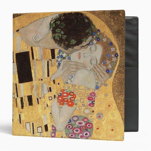 The Kiss, 1907-08 2 Vinyl Binders