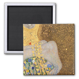 The Kiss, 1907-08 2 Inch Square Magnet