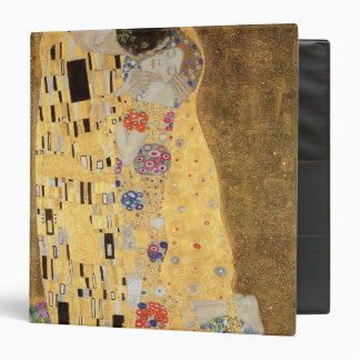 The Kiss, 1907-08 3 Ring Binder