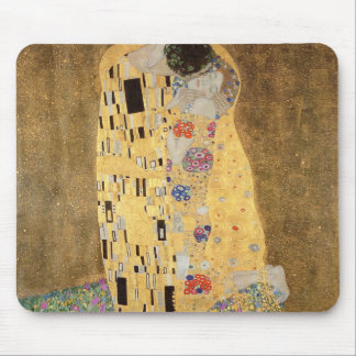 The Kiss, 1907-08 Mouse Pad
