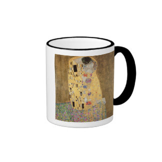 The Kiss, 1907-08 Ringer Coffee Mug