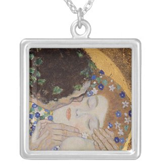 The Kiss, 1907-08 Necklaces