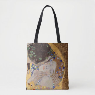 The Kiss, 1907-08 Tote Bag