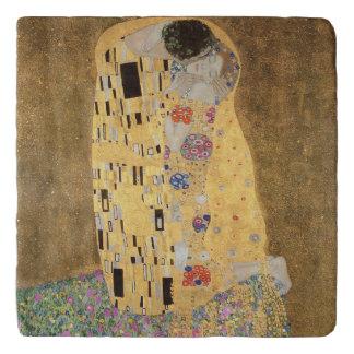 The Kiss, 1907-08 Trivets