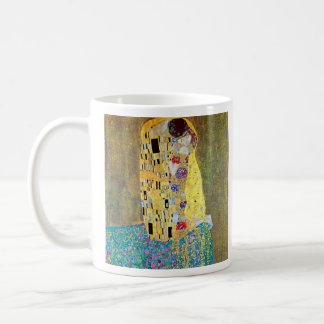 The Kiss 2 by Gustav Klimt Coffee Mug