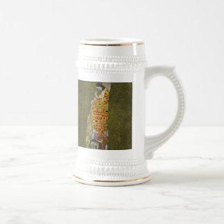 The Kiss and Hope Two by Gustav Klimt Mug