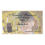 The Kiss by Gustav Klimt Double-Sided Standard Business Cards (Pack Of 100)