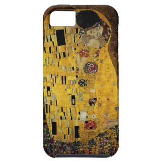 The Kiss by Gustav Klimt iPhone 5 Cases