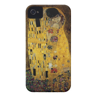 The Kiss by Gustav Klimt iPhone 4 Cover