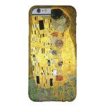 The Kiss by Gustav Klimt iPhone 6 Case