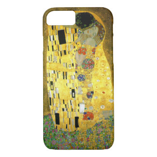 The Kiss by Gustav Klimt iPhone 8/7 Case