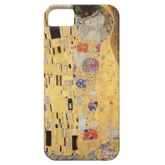 The Kiss by Gustav Klimt iPhone SE/5/5s Case
