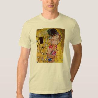 The Kiss by Gustav Klimt Shirt