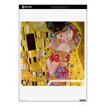 The Kiss by Gustav Klimt Skins For The PS3 Slim