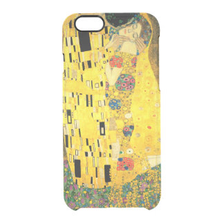The Kiss by Gustav Klimt Uncommon Clearly™ Deflector iPhone 6 Case
