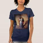 The Kiss By Hayez Francesco Tshirts