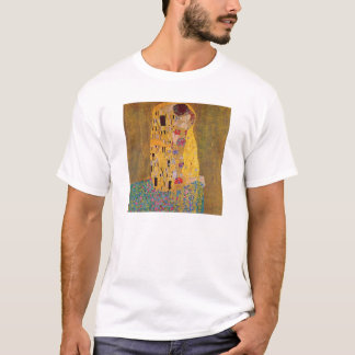 The Kiss by Klimt T-Shirt