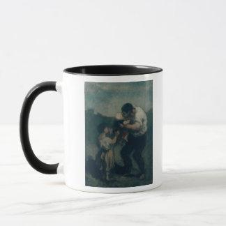 The Kiss, c.1845-48 Mug