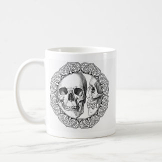 The Kiss Classic White Coffee Mug
