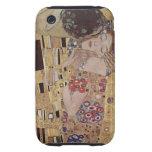 The Kiss Detail - Gustav Klimt iPhone 3 Tough Case