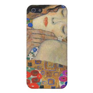 The Kiss (Detail) Gustav Klimt iPhone SE/5/5s Cover