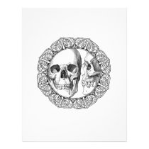 skull, framed, ornate, death, bones, kiss, skulls, ross farrell, frox, spells, zygomatic arch, rock music, nasal bone, shock rock, os nasale, music recording sales certification, metacarpal, fire breathing, metacarpal bone, pyrotechnics, arcus zygomaticus, bonelet, os palatinum, tympanic bone, pubis, comic book, ossiculum, zygoma, nostalgia, palatine bone, Eric Singer, hyoid bone, Tommy Thayer, os hyoideum, Panfleto com design gráfico personalizado