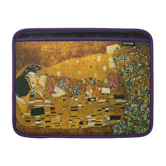 """The Kiss"" Gustav Klimt 13"" MacBook Air Sleeve"