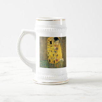The Kiss - Gustav Klimt Beer Stein