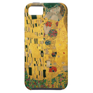 The Kiss - Gustav Klimt iPhone 5 Case