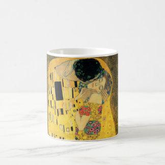 The Kiss - Gustav Klimt Coffee Mug