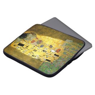 The Kiss ~ Gustav Klimt Computer Sleeve