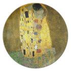 The Kiss ~ Gustav Klimt Dinner Plate