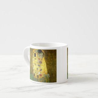The Kiss ~ Gustav Klimt Espresso Cup
