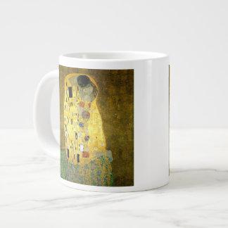 The Kiss ~ Gustav Klimt Giant Coffee Mug