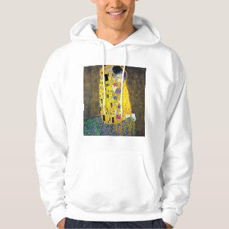 The Kiss, Gustav Klimt Hoodie