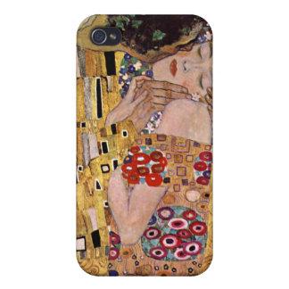 The Kiss, Gustav Klimt iPhone 4/4S Case