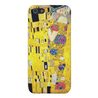 The Kiss, Gustav Klimt iPhone SE/5/5s Cover
