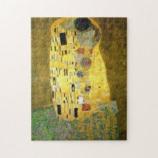 The Kiss ~ Gustav Klimt Jigsaw Puzzle