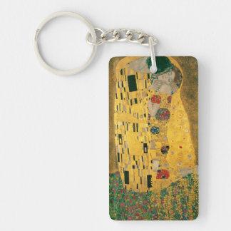 The Kiss - Gustav Klimt Keychain