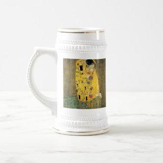 The Kiss - Gustav Klimt Coffee Mugs