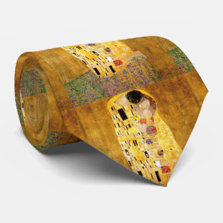 The Kiss Gustav Klimt Neck Tie
