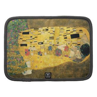 The Kiss - Gustav Klimt Organizer
