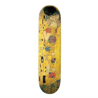 The Kiss - Gustav Klimt Skateboard Deck