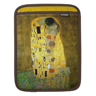 The Kiss ~ Gustav Klimt Sleeve For iPads