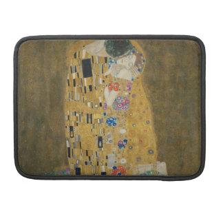 The Kiss - Gustav Klimt Sleeve For MacBook Pro
