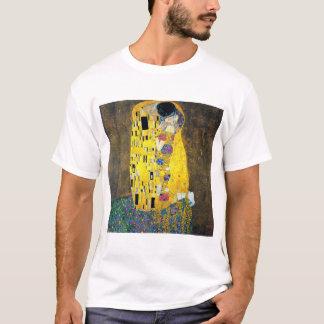 The Kiss, Gustav Klimt T-Shirt