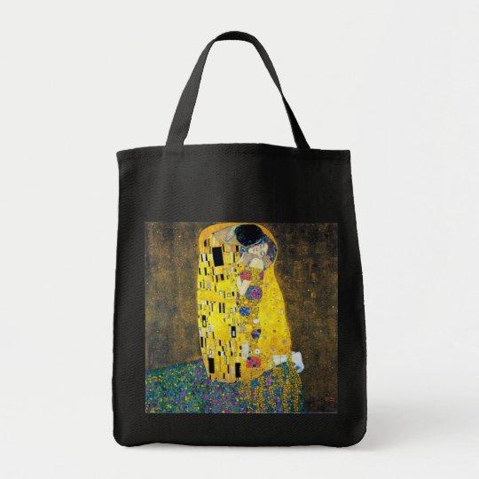 The Kiss, Gustav Klimt Tote Bag