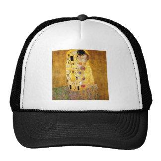 The Kiss Gustav Klimt Trucker Hat